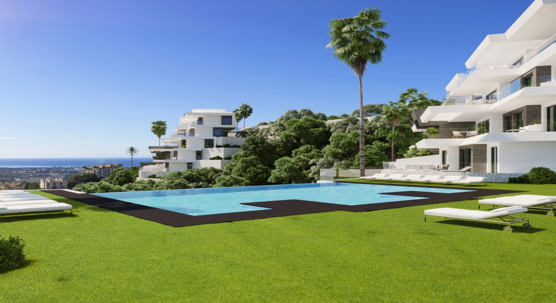 Byu Hills, pool