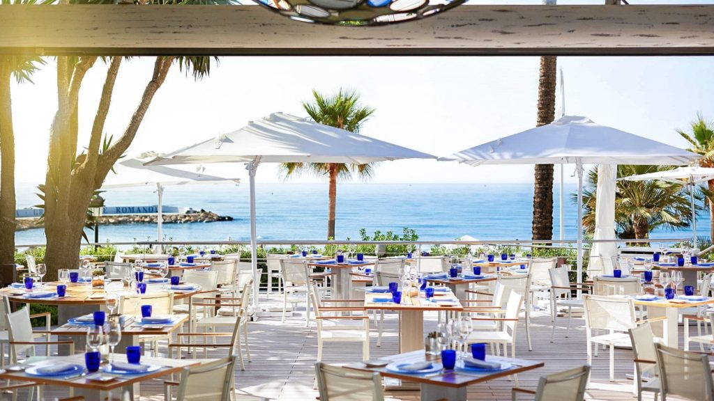 Sea Grill Puente Romano Marbella