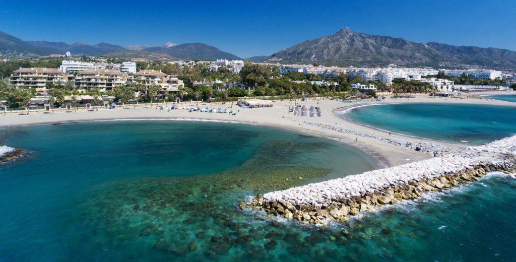 Playa Marbella Costa del Sol