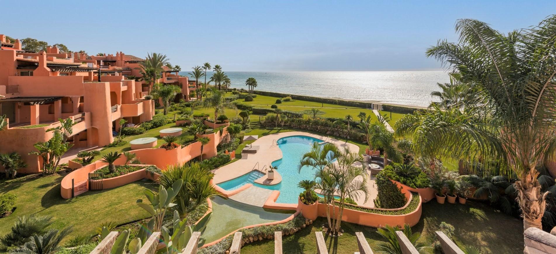 Apartamento playa Marbella